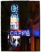 Neon signs in Venice, Italy. (Sam Lucero photo)