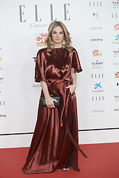 May 30, 2019 - Madrid, Madrid, Spain - Genoveva Casanova attends Solidarity gala dinner for CRIS Foundation against Cancer at Intercontinental Hotel on May 30, 2019 in Madrid, Spain (Credit Image: © Jack Abuin/ZUMA Wire)