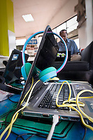 Nairobi's iHub, an open space for techies, investors, entrepreneurs and hackers, opened late 2010, and is one of Africa's most well established innovation hubs. iHub now has its own research arm, consulting arm, super computer, and even a UX lab.