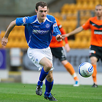 St Johnstone FC Season 2011-12<br /> David Robertson<br /> Picture by Graeme Hart.<br /> Copyright Perthshire Picture Agency<br /> Tel: 01738 623350  Mobile: 07990 594431