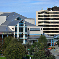 Alaska Center for Performing Arts in Anchorage, Alaska <br />