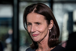 © Licensed to London News Pictures. 24/09/2018. Liverpool, UK. Director-General of the CBI Carolyn Fairbairn at the Labour Party Conference 2018. Photo credit: Rob Pinney/LNP