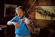 Virtuoso violinist and teacher