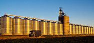 Grain Silos, Idaho Falls, ID