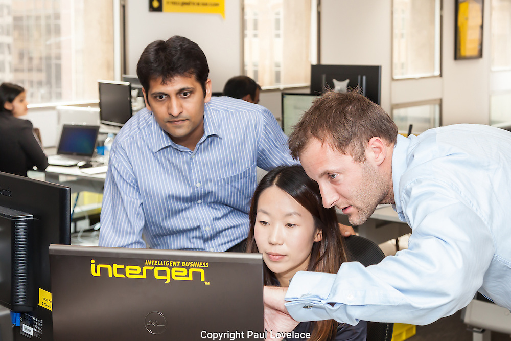 Intergen open their new office in Sydney, Australia.