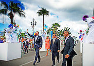 ROYAL VISIT ARUBA DAY 1
