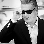 "Black & White Portrait ""Alec Baldwin"" during the 66th Annual Cannes Film Festival"