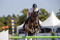 Kersten Niels, NED, Valentino Z<br /> Nederlands Kampioenschap Springen<br /> De Peelbergen - Kronenberg 2020<br /> © Hippo Foto - Dirk Caremans<br />  06/08/2020