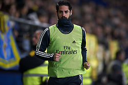 January 3, 2019 - Villarreal, Castellon, Spain - Isco of Real Madrid during the week 17 of La Liga match between Villarreal CF and Real Madrid at Ceramica Stadium in Villarreal, Spain on January 3 2019. (Credit Image: © Jose Breton/NurPhoto via ZUMA Press)