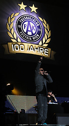 20.11.2011, Stadthalle, Wien, AUT, Jubilaeumsshow, 100 Jahre Fußballklub Austria Wien, im Bild Lucenzo, EXPA Pictures © 2011, PhotoCredit: EXPA/ M. Gruber