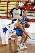 DESCRIZIONE : Porto San Giorgio Torneo Internazionale Basket Femminile Italia Serbia<br /> GIOCATORE : Mariangela Cirone<br /> SQUADRA : Nazionale Italia Donne<br /> EVENTO : Porto San Giorgio Torneo Internazionale Basket Femminile<br /> GARA : Italia Serbia<br /> DATA : 29/05/2009 <br /> CATEGORIA : palleggio<br /> SPORT : Pallacanestro <br /> AUTORE : Agenzia Ciamillo-Castoria/E.Castoria