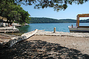 Croatia, Adriatic Sea, Mljet Island,