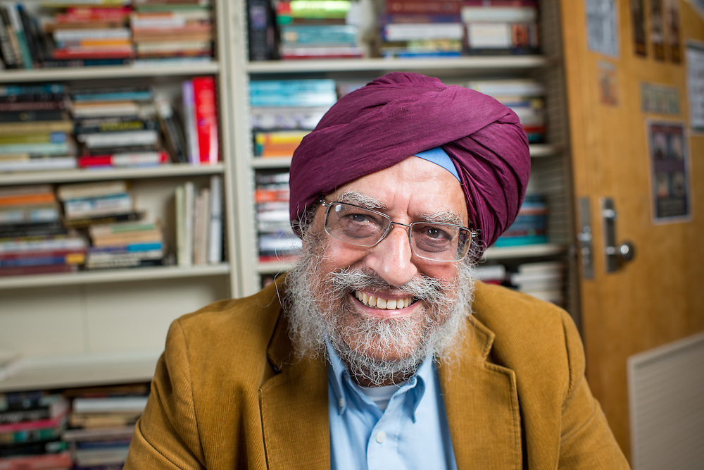 Amritjit Singh, Faculty, Perspectives, Langston Hughes Professor of English and African American Studies,<br /> English, College of Arts and Sciences