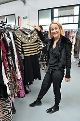 TARA AGACE at #SheInspiresMe Car Boot Sale in Aid of Women for Women International held at the Brewer Street Carpark, Soho, London on 23rd April 2016.