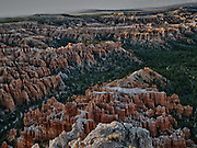 Sunset from Bryce Point