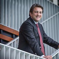 Nederland, Apeldoorn, 18 april 2016.<br />Arthur van Schayk, algemeen directeur Remeha <br /><br /><br /><br />Foto: Jean-Pierre Jans