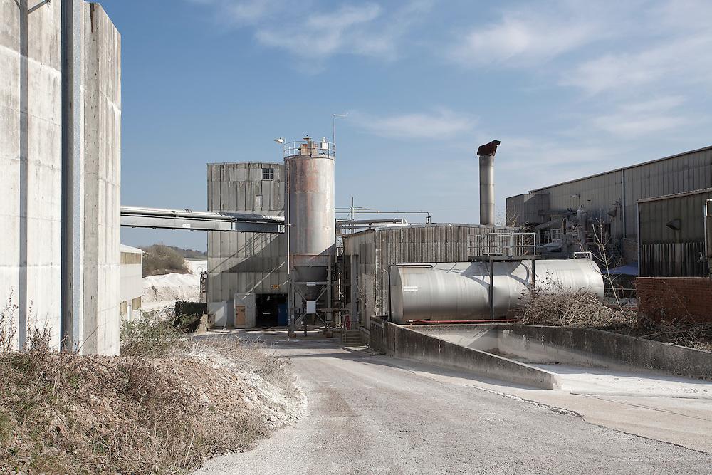 Groundwork. Cemex. construction. cement. industrial.