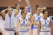 Cile 23/07/2011<br /> Campionato Mondiale Femminile U19<br /> Italia-Canada<br /> nella foto: team <br /> foto ciamillo-castoria