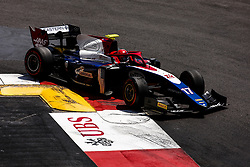 May 25, 2018 - Montecarlo, Monaco - 17 Santino FERRUCCI from United States of America of TRIDENT RACING during the Monaco Formula One Grand Prix  at Monaco on 23th of May, 2018 in Montecarlo, Monaco. (Credit Image: © Xavier Bonilla/NurPhoto via ZUMA Press)