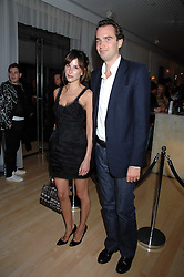 FRITZ VON WESTENHOLZ and CAROLINE SIEBER at an Evening at Sanderson in Aid of CLIC Sargent held at The Sanderson Hotel, 50 Berners Street, London W1 on 15th May 2007.<br /><br />NON EXCLUSIVE - WORLD RIGHTS