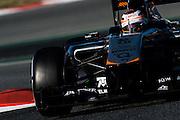 February 19-22, 2015: Formula 1 Pre-season testing Barcelona : Nico Hulkenberg (GER), Force India-Mercedes