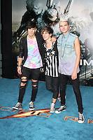 The Future Kicks, Pacific Rim European Film Premiere, BFI IMAX Waterloo, London UK, 04 July 2013, (Photo by Richard Goldschmidt)