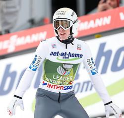 04.01.2014, Bergisel Schanze, Innsbruck, AUT, FIS Ski Sprung Weltcup, 62. Vierschanzentournee, Bewerb, im Bild Thomas Diethart (AUT) // Thomas Diethart of Austria during Competition of 62nd Four Hills Tournament of FIS Ski Jumping World Cup at the Bergisel Schanze, Innsbruck, Austria on 2014/01/04. EXPA Pictures © 2014, PhotoCredit: EXPA/ Peter Rinderer