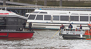 Westminster Terror Attack - Boat