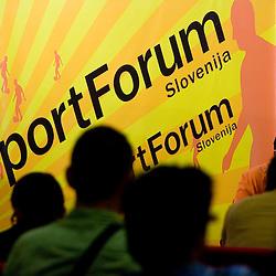 20090521: SportForum Slovenija - Okrogla miza o rokometu