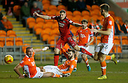 Blackpool v Crawley Town 07/02/2017