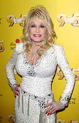 February 17, 2019 - London, United Kingdom - Dolly Parton arrives for the 9 to 5 the Musical Gala Night at The Savoy Theatre, The Strand. (Credit Image: © Keith Mayhew/SOPA Images via ZUMA Wire)