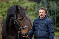 Van Gestel René, Kazella<br /> Fokkerij familie Van gestel - Hilvarenbeek 2020<br /> © Hippo Foto - Dirk Caremans<br /> 25/02/2020