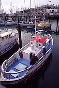 Fisherman's Wharf, San Francisco, California<br />
