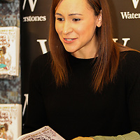 """Jessica Ennis-Hill Signs Copies of her new book """"Evie's Magic"""" in Sheffield<br /> <br /> SATURDAY 11TH MARCH<br /> <br /> PICTURES - ALEX ROEBUCK"""