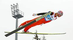13.02.2013, Vogtland Arena, Kingenthal, GER, FIS Ski Sprung Weltcup, im Bild Martin Koch, Oesterreich // during the FIS Skijumping Worldcup at the Vogtland Arena, Kingenthal, Germany on 2013/02/13. EXPA Pictures © 2013, PhotoCredit: EXPA/ Eibner/ Ingo Jensen..***** ATTENTION - OUT OF GER *****