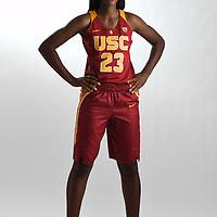 23 | USC Women's Basketball 2016 | Hero Shots | 23