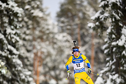 March 9, 2019 - –Stersund, Sweden - 190309 Peppe Femling of Sweden competes in the Men's 10 KM sprint during the IBU World Championships Biathlon on March 9, 2019 in Östersund..Photo: Petter Arvidson / BILDBYRÃ…N / kod PA / 92252 (Credit Image: © Petter Arvidson/Bildbyran via ZUMA Press)