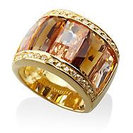 Digitaially imaged gold ring photographed for David & Mina.