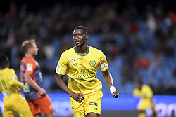 October 30, 2018 - Montpellier, France - Joie BUT Kalifa Coulibaly  (Credit Image: © Panoramic via ZUMA Press)