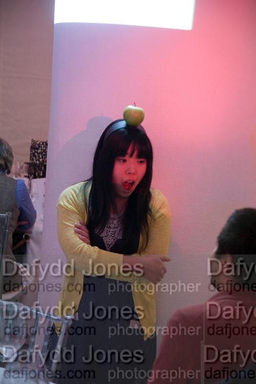 AI HASEGAWA, Brit Insurance Design Awards. Design Museum. London. 18 March 2008.  *** Local Caption *** -DO NOT ARCHIVE-© Copyright Photograph by Dafydd Jones. 248 Clapham Rd. London SW9 0PZ. Tel 0207 820 0771. www.dafjones.com.