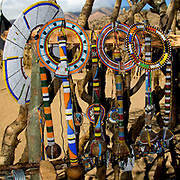 Maasai ornaments.