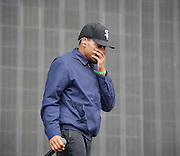 Wireless Festival 2015 <br /> at Finsbury Park, London, Great Britain <br /> 28th June 2015 <br /> <br /> Chance the Rapper <br /> <br /> Chancelor Bennett, better known by his stage name Chance The Rapper, is an American hip hop recording artist from the Chatham neighborhood of Chicago, Illinois. <br /> <br /> <br /> Photograph by Elliott Franks<br /> <br /> Contact:<br /> Livepix<br /> <br /> Steve Gillett &amp; Angela Lubrano<br /> 1a Larchwood Close, <br /> Banstead, SM7 1HE, UK<br /> <br /> Telephone: 01737 373732<br /> <br /> Mobile :    07958 961 625<br /> e-mail: live@livepix.biz<br /> <br /> 2015 &copy; Elliott Franks