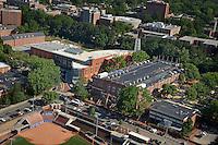 Aerial of Central Campus.