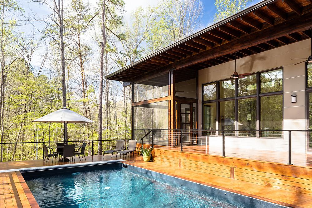 Professor's House | Arielle Condoret Schechter | Chapel Hill, North Carolina