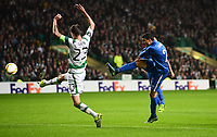 05/11/15 UEFA EUROPA LEAGUE GROUP STAGE<br /> CELTIC v MOLDE FK<br /> CELTIC PARK - GLASGOW<br /> Molde's Mohamed Elyounoussi scores his side's opening goal of the game