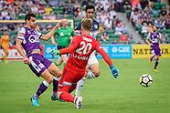 Rnd 24 Perth Glory v Melbourne Victory