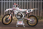 British MX bikes 2015
