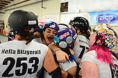 Lava City Cinder Kittens vs. Seattle Derby Brats Ultra Violets