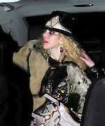 24.FEBUARY.2010 - LONDON<br /> <br /> COURTNEY LOVE LEAVING THE O2 BRIXTON ACADEMY AFTER ATTENDING THE SHOCKWAVES NME AWARDS.<br /> <br /> BYLINE: EDBIMAGEARCHIVE.COM<br /> <br /> *THIS IMAGE IS STRICTLY FOR UK NEWSPAPERS & MAGAZINES ONLY*<br /> *FOR WORLD WIDE SALES AND WEB USE PLEASE CONTACT EDBIMAGEARCHIVE - 0208 954 5968*