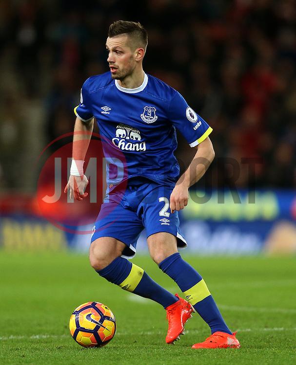 Morgan Schneiderlin of Everton - Mandatory by-line: Matt McNulty/JMP - 01/02/2017 - FOOTBALL - Bet365 Stadium - Stoke-on-Trent, England - Stoke City v Everton - Premier League